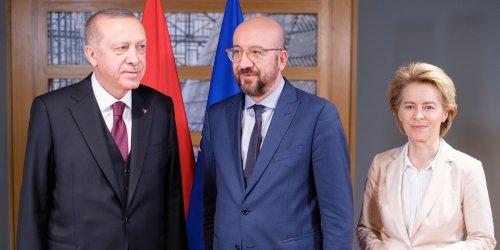 Von der Leyen reist nach Ankara: Avancen an den schwierigen Partner: EU lockt Erdogan mit neuem Angebot