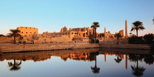 Götter-Fluss der Pharaonen: Für die alten Ägypter war der Nil die Lebensgrundlage - und ein Mysterium