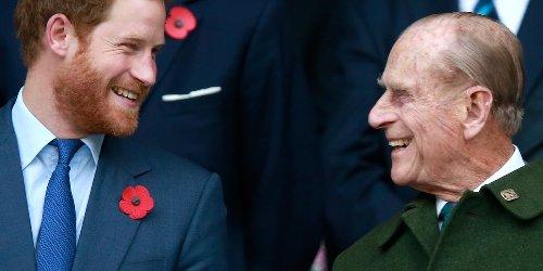 Prinz Harry & Prinz Philip (†99) - Unglaubliche Ähnlichkeiten: Die Prinzen verbindet mehr als man glaubt