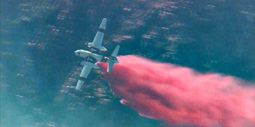 """""""Waldbrand-Saison"""" bereits Anfang des Sommers: Dürrewelle in Kalifornien: Feuer wütet östlich von Los Angeles"""