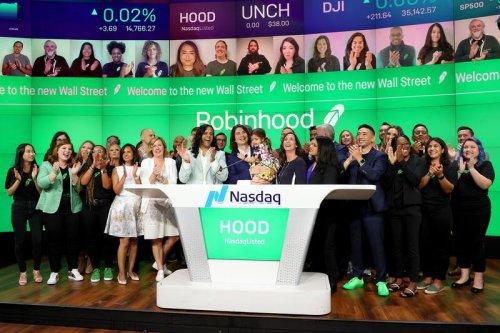 Börsengang von Robinhood gerät zum Flop – Aktie fällt bei Premiere deutlich