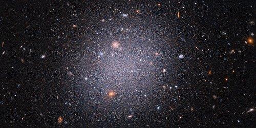 """""""Undunkle"""" Galaxien – es gibt sie doch"""