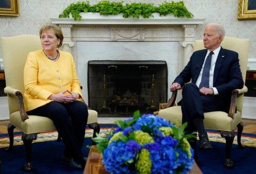 """Endlich gelingt Durchbruch bei Nord Stream 2 - doch Biden spricht von """"schlechtem Deal"""""""