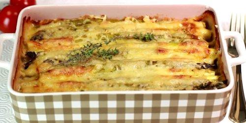 Spargel mit Kartoffel-Gratin: Köstlicher Klassiker geht einfach und schnell