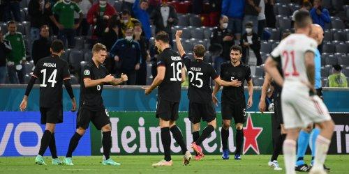 Deutschland im Achtelfinale: So geht es fürs DFB-Team jetzt weiter