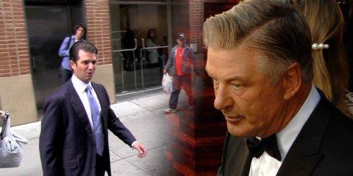 Geschmacklos: Donald Trump Jr. stichelt gegen Alec Baldwin