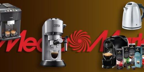 Angebote rund um den Kaffee bei Saturn: Vollautomat, Siebträger oder Kapselmaschine: Beliebte Kaffeemaschinen zum Schnäppchenpreis