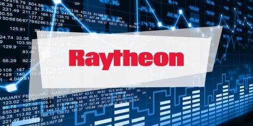 Raytheon-Aktie Aktuell: Raytheon praktisch unverändert
