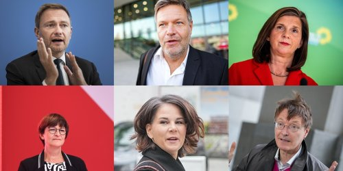 Analyse von Wolfram Weimer: Lindner, Habeck, Baerbock auf Top-Positionen: So könnte Scholz' Ampel-Kabinett aussehen