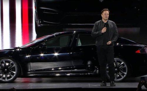 Schnellstes Serienauto geht an den Start: Das müssen Sie über den neuen Tesla wissen