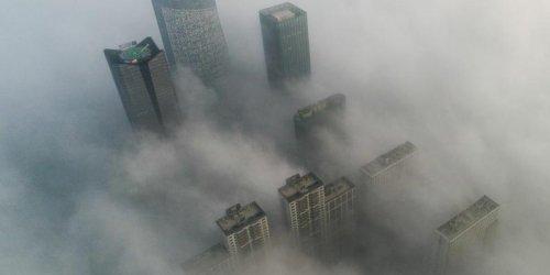 Immobilienmarkt wackelt: 300 Milliarden Dollar Schulden: In China bahnt sich ein riesiger Crash an