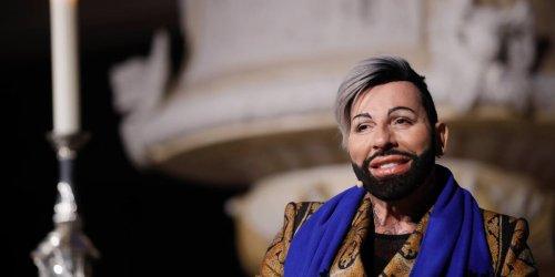 Harald Glööckler überrascht mit gewagten neuen Look - kaum wiederzuerkennen