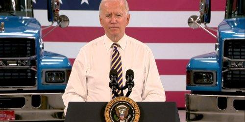 Bei Rede verplappert: Wer war noch mal an der Macht? Joe Biden verwechselt Obama mit Trump