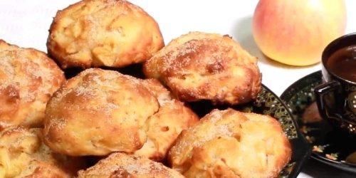 Apfelkuchen mal anders! So zaubern Sie aus Äpfeln und Zimt perfekten Snack