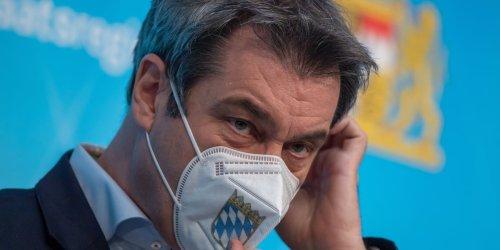 Eine Analyse von Ulrich Reitz: Während Merkel und Laschet auf Showdown zusteuern, macht Söder nächsten Schachzug