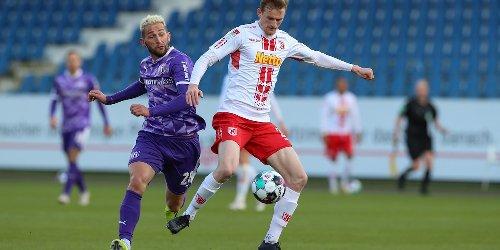 VfL Osnabrück droht Zweitliga-Abstieg: 0:1 gegen Regensburg