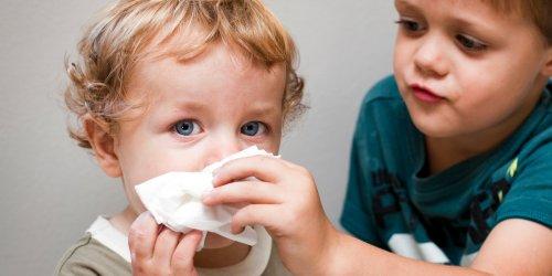 Corona-Pandemie: Leichte Schnupfennasen dürfen mit negativem Selbsttest in Kita gehen