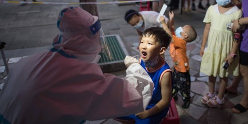 Peking wird unruhig : Die Delta-Welle zerstört Chinas Märchen vom Pandemie-Bezwinger endgültig