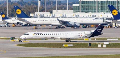 Lufthansa stellt kürzeste deutsche Flugstrecke ein – als Ersatz gibt es einen Bus