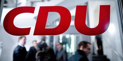 Thüringer CDU diskutiert Konsequenzen aus Bundestagswahl