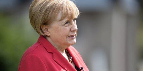 Kanzlerinnen-Double will sich die Merkel-Raute abgewöhnen