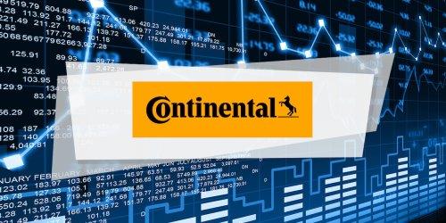 Continental-Aktie Aktuell: Continental fällt mit sehr deutlichen 16,1 Prozent dramatisch ab