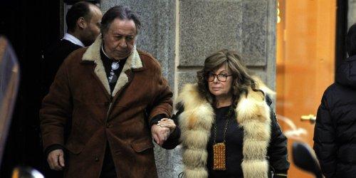 """Patrizia Reggiani: 26 Jahre danach spricht die """"Schwarze Witwe"""" über den Auftragsmord am Gucci-Chef"""