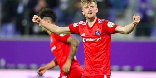 Wird HSV-Talent Doyle gegen Düsseldorf zur Überraschung?