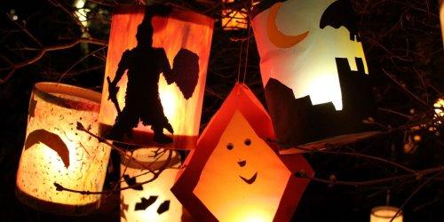 Laternenumzüge und Halloween trotz Corona