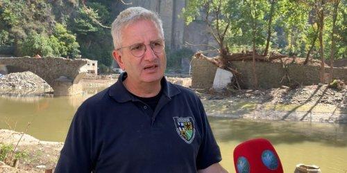 Nach Hochwasser 2016 nur kleine Änderung: Einsatzplan, Sirenen: Feuerwehrmann erklärt, was vor nächster Flut verbessert werden muss