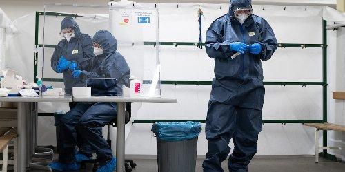 Aktuelle Corona-Zahlen: Rund 6600 Neuinfektionen in Deutschland - und damit 2000 weniger als in der Vorwoche