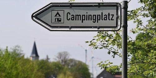 Campingplätze in Thüringen warten noch auf den Saisonstart