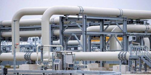 Umstrittene Ostseepipeline: Erster Strang von Nord Stream 2 bereit für Gastransport