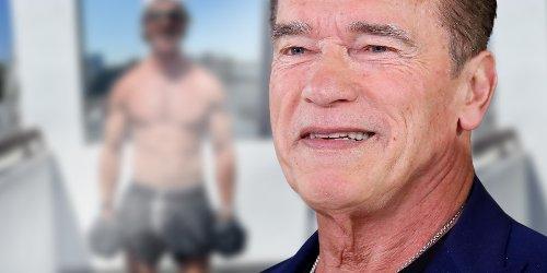 Arnold Schwarzeneggers Sohn zeigt seinen durchtrainierten Körper