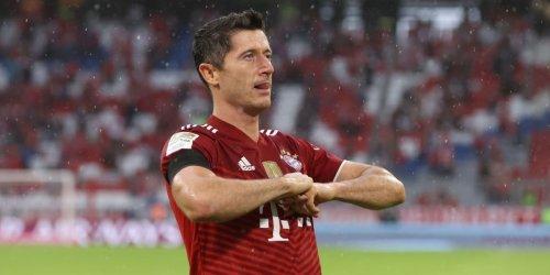 "41 Treffer: Bayerns Lewandowski erhält als bester Torjäger Europas erstmals den ""Goldenen Schuh"""