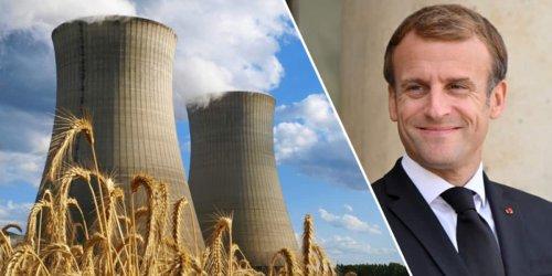Atomkraft in Frankreich und weltweit: Gegen Macrons neue Mini-Meiler geben sogar die Grünen den Widerstand auf