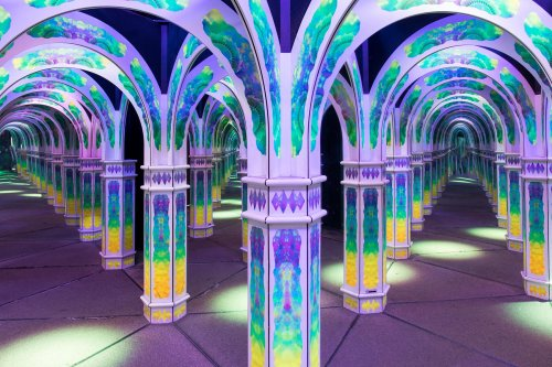 15 of the Most Dazzling Psychedelic Destinations in the World