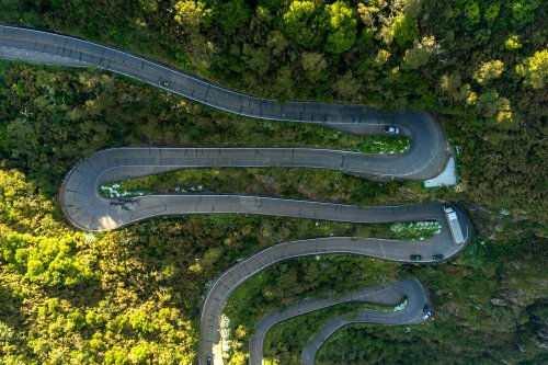 10 of the Curviest (and Scariest) Roads in the World