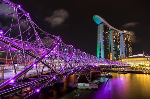 The 15 Most Incredible Walkable Bridges in the World