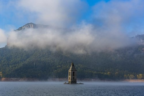 Forget Atlantis. 14 Real Cities That Are Completely Underwater