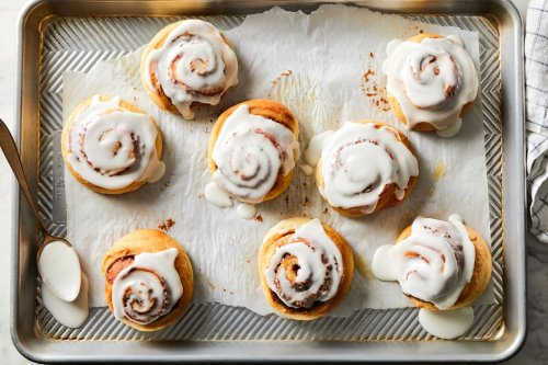 Perfectly Pillowy Cinnamon Rolls from King Arthur Baking Company