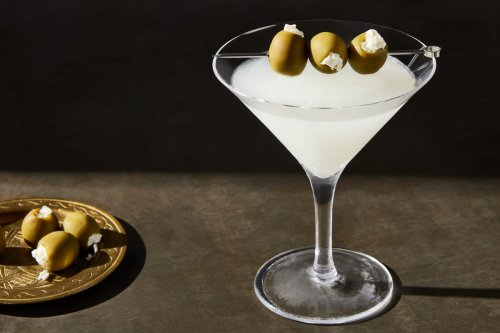Your Dirty Martini Is Due for an Update