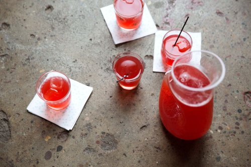 Southern Belle Punch
