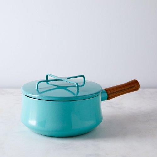 Food52 x Dansk Kobenstyle Saucepan & Butter Warmer in 5 Colors