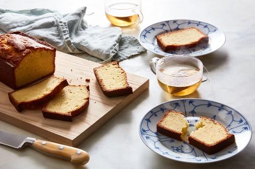 Go-To Vanilla Pound Cake