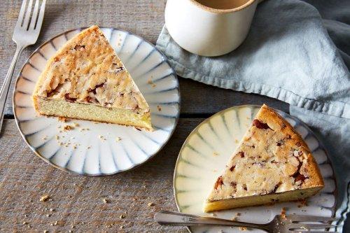 Cardamom Cake From Niloufer Ichaporia King