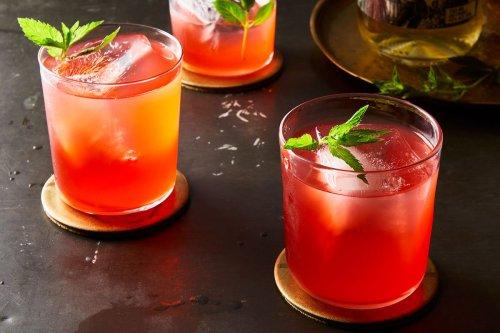 The Desert Bird Cocktail