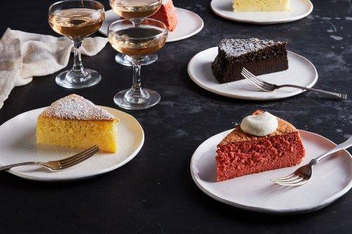 Japanese Cheesecake (Regular, Chocolate, Cherry)