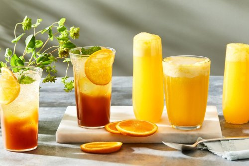 7 Summer-Ready Sips Starring Oranges