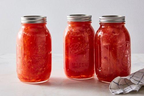 Grandma's Canned Tomatoes